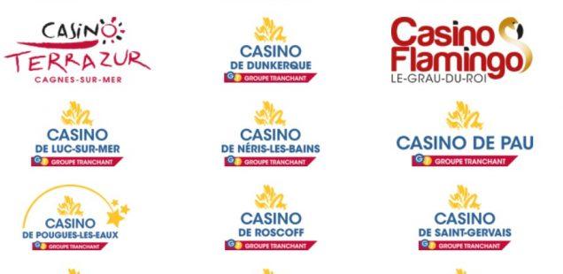 groupe tranchant casinos